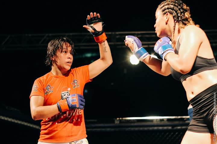Skull Champions Girls trará revanche entre as experientes Joicemara Souza e Gilborg Perêa