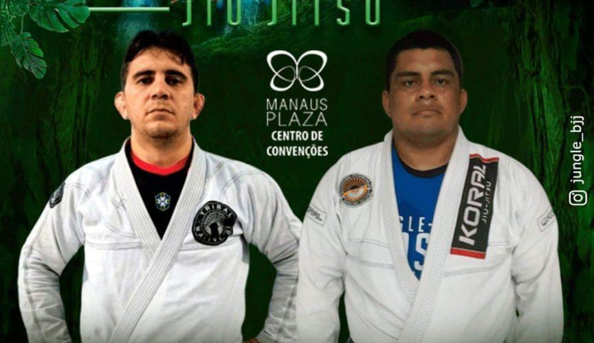 Estreante no Jungle Classic, Jeronimo Barbosa enfrentará o bicampeão do evento, Claudio Feitosa