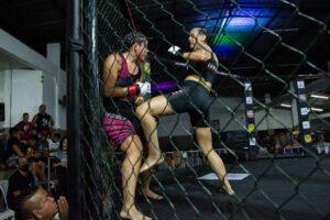 Combates acirrados marcam segunda edição do Skull Champions MMA